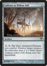 Avacyn Restored ~ GALLOWS AT WILLOW HILL rare Magic the Gathering card