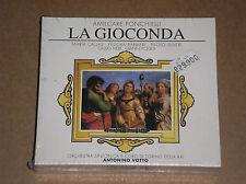 AMILCARE PONCHIELLI (MARIA CALLAS) - LA GIOCONDA - BOX 3 CD SIGILLATO (SEALED)