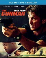 The Gunman [New Blu-ray] With DVD, UV/HD Digital Copy, 2 Pack, Digital