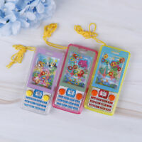1Pc funny children water machine water ferrule game consoles toy NTUPA_ex