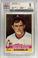 1976 Topps #330 Nolan Ryan BVG Ex-Mt 6 California Angels