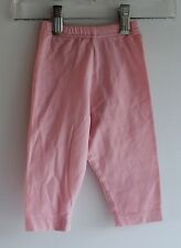 Moppit, Stretchy Pants, Pink, Cotton, Lycra, 12-18 Months