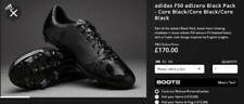 2014 Limited Edition Black Out F50 Adizero supreme quality sold out Knight pack!