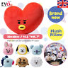 UK Plush Pillow Doll Cushion Toy BTS BT21 TATA SHOOKY RJ KOYA CHIMMY COOKY MANG