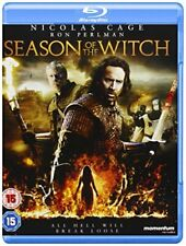 Season Of The Witch [Blu-ray] By Nicholas Cage,Ron Perlman.