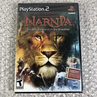 The Chronicles Of Narnia (PlayStation 2, PS2) Disney - Brand New & Sealed