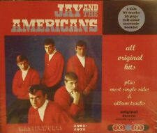 JAY and The AMERICANS 'Masterworks' - 3CD set