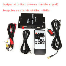 HD/SD ATSC MH USA Digital TV Receiver  Mobile Car TV Box 4 Video 2 Audio Output