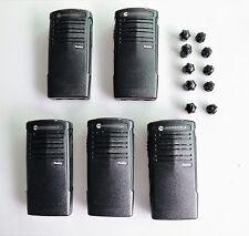 Lot 5 Replacement Repair case Housing for Motorola CP110 EP150 XTNI A10 Radio
