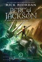 The Lightning Thief: 01 (Percy Jackson & the Olympians) by Riordan, Rick Book