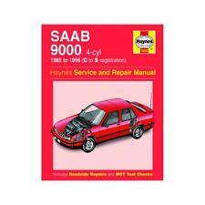 Haynes Manual 1686 - Saab 9000