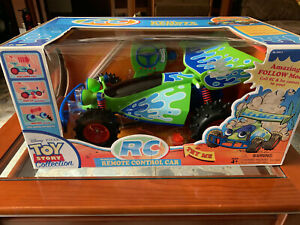 Toy Story Signature Collection RC Thinkway Certificate of Authenticity New