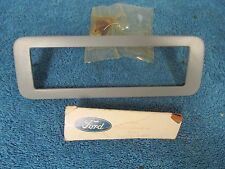 1971-73 FORD MUSTANG MACH I  RH FENDER SIDE MARKER LIGHT BEZEL   NOS FORD  515