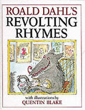 Revolting Rhymes, Roald Dahl | Hardcover Book | Acceptable | 9780224029322