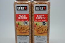 Weber Kick 'n Chicken® Seasoning (3) XLARGE -22 oz. Shaker