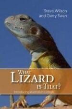 What Lizard is That?: Introducing Australian Lizards  new, freepost Australia wi