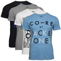 NEW JACK & JONES  HERREN T-SHIRT CORE SHIRT SLIM FIT Gr.S,M,L,XL,XXL