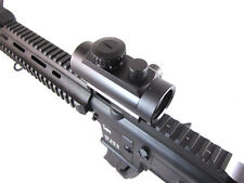 Rocky Mountain-Tactical Illumination-1x30 Red Dot Rifle Sight Scope-100% W/Proof
