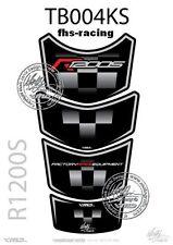 TB004KS , MOTOGRAFIX - Tankpad , Tankprotektor , BMW , R 1200 S , schwarz