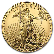 2011 1 oz Gold American Eagle Coin