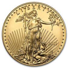 2011 1 oz Gold American Eagle Coin