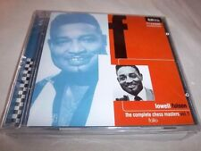 LOWELL FULSON-COMPLETE CHESS MASTERS VOL 1 (ONE)-32 BIT REMASTER NEW SEALED CD