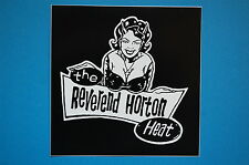 Reverend Horton Heat Sticker Decal (S442) Mad Sin Rock A Billy Nekromantix Car