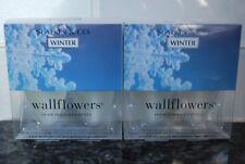 Bath & Body Works Wallflowers Lot 4 WINTER