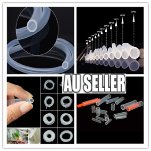Food Grade Transparent Silicone Rubber Tube Hose Pipe Clear Beer Milk Soft 1M