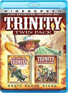 Trinity Twin Pack (They Call Me Trinity / Trinity Is Still My Name) [New Blu-ray