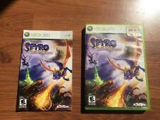 The Legend of Spyro: Dawn of the Dragon (Microsoft Xbox 360, 2008) Complete!
