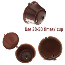 Capsule Pod Coffee Filter Cup Holder Machine for Nescafe Dolce Gusto Reusable