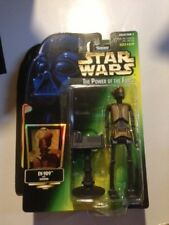 EV-9D9 star wars POWER OF THE FORCE (Hologram) GREEN CARD