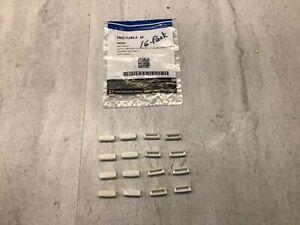16 Pack Ford Mustang OEM Transmission Shift Fork Insert D8ZZ-7L082-A