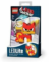 THE LEGO MOVIE ANGRY KITTY LEDLITE TORCH BRAND NEW GREAT GIFT KEYLIGHT