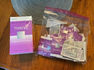 Thrive Le-Vel  Womens Capsules 64 Total Pills