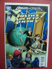 JUSTICE SOCIETY OF AMERICA #24, ORDWAY  VARIANT(9.4 NM  OR BETTER) DC COMICS