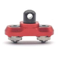 Red M-lok Sling Swivel Stud Mount Rail Attachment Adapter for MLOK Mount System