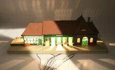 Faller N 2103 Bahnhof Wiesental mit Beleuchtung  *** Spur N ***