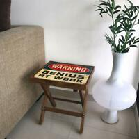 Wood End Side Coffee Table Furniture Home Decor