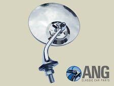 Austin Healey 100-4 100-6 Capuche Barre arrière Chrome Retainers x 2 14B1730