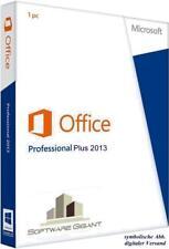 Microsoft Office 2013 Professional Plus Lizenzschlüssel MS Office 2013 Pro Key