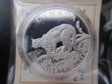 2014 Canada 1 oz Silver $20 Cougar Atop a Mountain SKU #85124