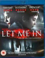 Let Me In (blu-ray / Matt Reeves 2011)