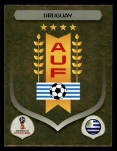 Panini World Cup 2018 (Swiss Gold Version) URUGUAY **Please Select Stickers**
