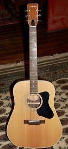 Guild Madeira A30R 70s Rosewood Guitar.  VGC w/ HSC.
