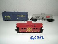 Life-Like Trains H0 US Güterwagen auch für Fleischmann Roco Piko Lima GC712