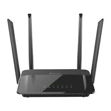 D-Link DIR-822-US Wi-Fi Router AC1200 Dual Band Fast Ethernet