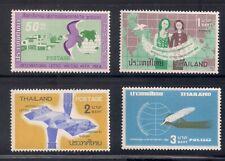Thailand 1964 Sc # 423-26 Vlh Og (52150)