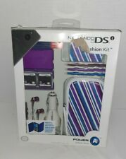 Power A Brand Nintendo DS Fashion Kit New Open Box Case Stylus Charger